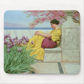 Under the Blossom that Hangs on the Bough, 1917 Mouse Pad
