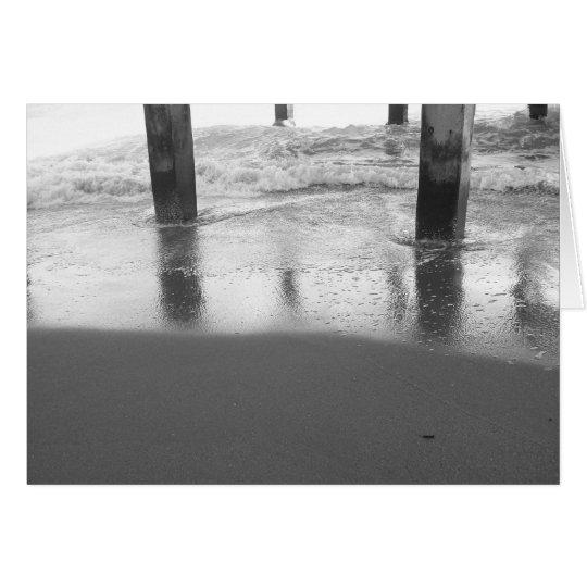 Under the Boardwalk Card