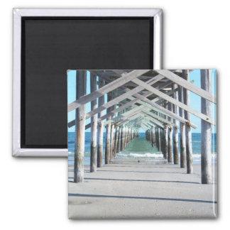 Under the Boardwalk Magnet
