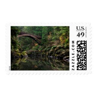 Under the Bridge Stamp