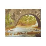 Under The Bridge Stretched Canvas Prints