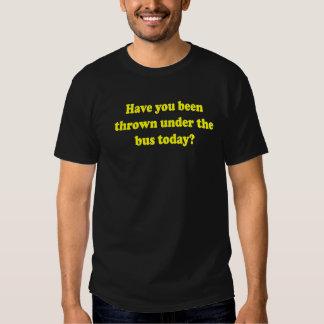 UNDER THE BUS copy T-shirt