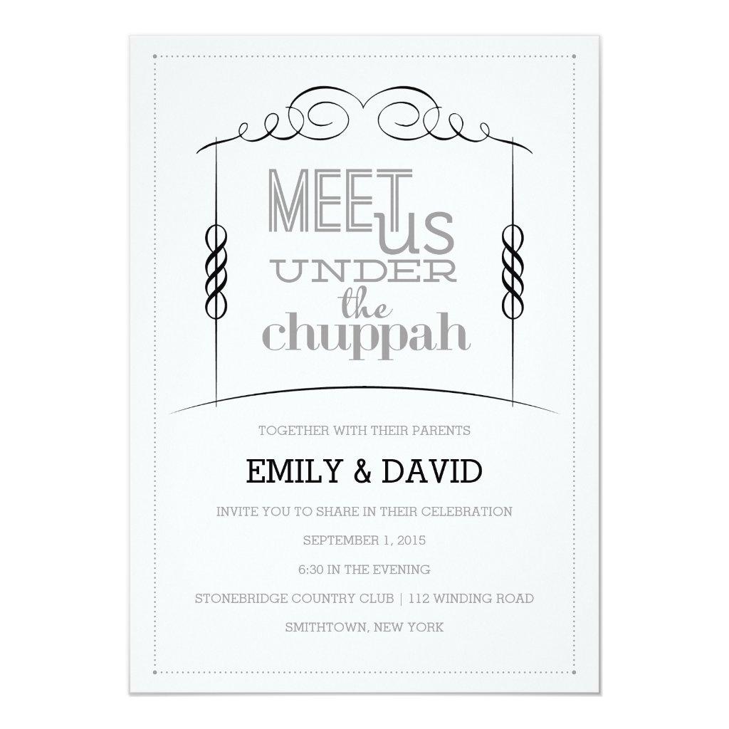 Expensive wedding invitation for you: Jewish wedding invitation ...