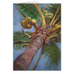 Under the Coconut Tree Greeting Card