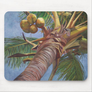 Under the Coconut Tree Mousepads