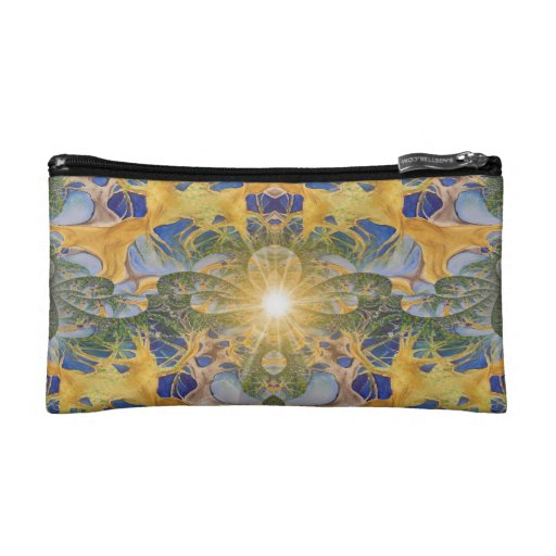 Under the forest Bagettes Bag Cosmetic Bag