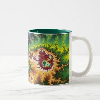 Under The Forest - Fractal Mug