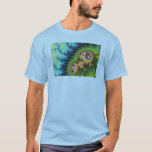 Under The Forest - Fractal T-shirt