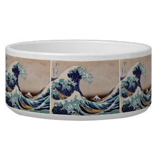 Under the Great Wave off Kanagawa Bowl