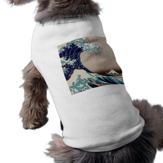 Under the Great Wave off Kanagawa Shirt