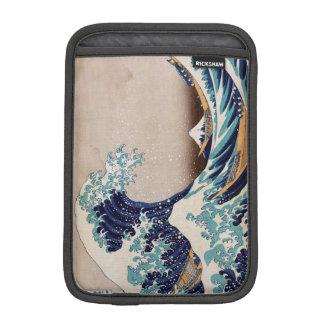 Under the Great Wave off Kanagawa Sleeve For iPad Mini