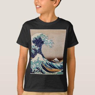 Under the Great Wave off Kanagawa T-Shirt