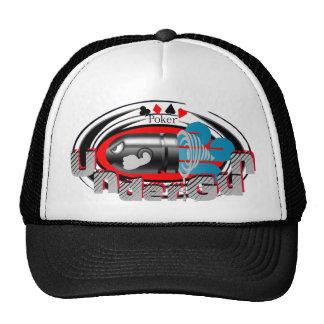 Under the Gun Poker Trucker Hat