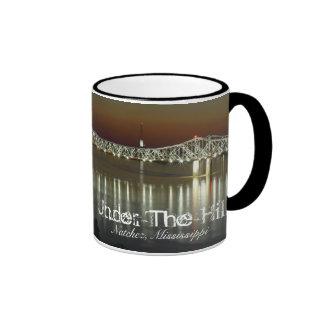 UNDER-THE-HILL in Natchez, Mississippi Coffee Mug