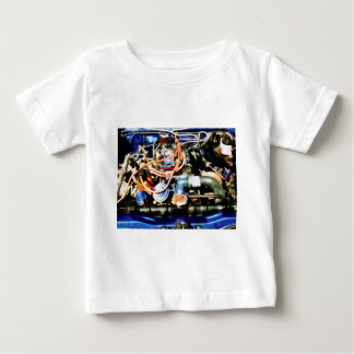 Under the Hood Abstract Infant T-shirt