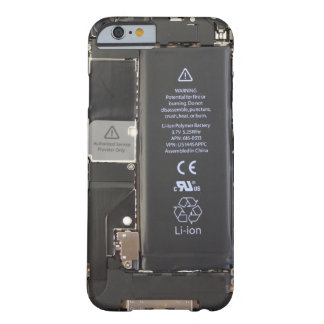 Under the hood barely there iPhone 6 case