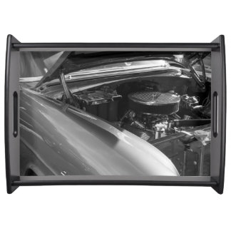 Under The Hood Serving Tray