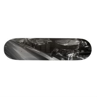 Under The Hood Skateboard