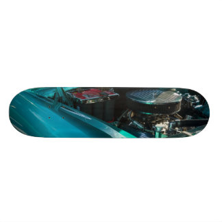 Under The Hood Skateboard Deck