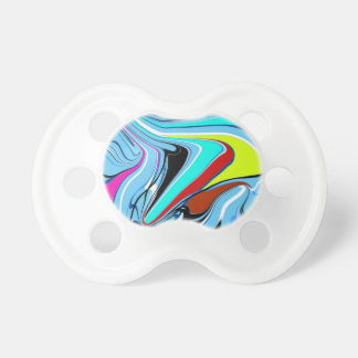 Under the microscope pacifier
