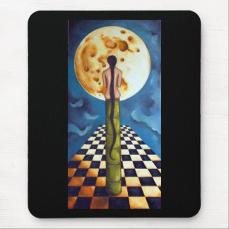 Under the Moon Mouse Pad