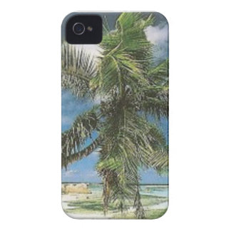 UNDER THE PALM iPhone 4 CASE