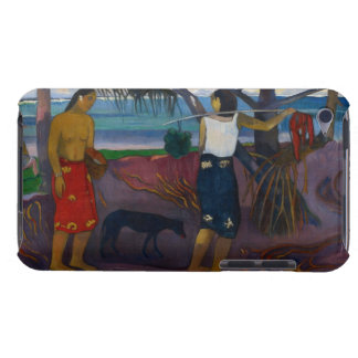 Under the Pandanus, 1891 (oil on canvas) Barely There iPod Case
