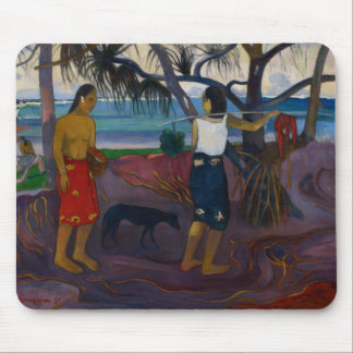 Under the Pandanus, 1891 (oil on canvas) Mouse Pad
