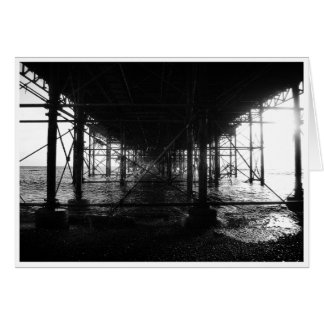 Under the Pier Card
