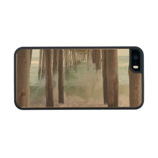Under The Pier Carved® Maple iPhone 5 Slim Case
