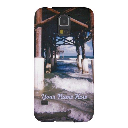 Under the Pier Custom iPhone Case