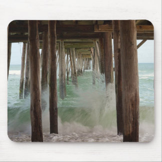 Under the Pier Mouse Pad
