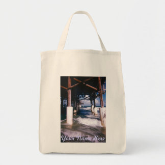 Under the Pier Name Tote