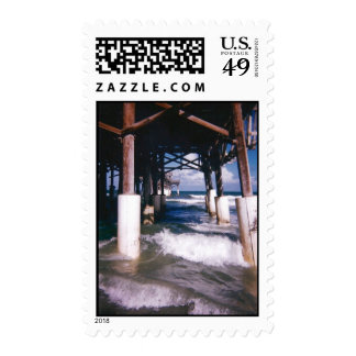 Under the Pier postage stamps