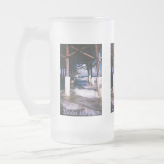 Under The Pier Travel Personalized Mug