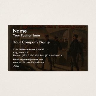 Under The Polar Star Business Card