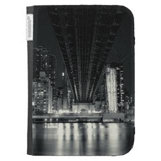 Under the QueensBoro Bridge - NYC Kindle 3G Covers