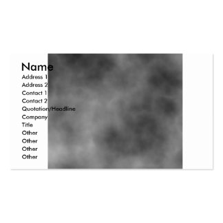 Under the radar business card