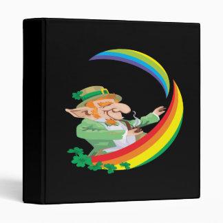 Under The Rainbow Vinyl Binders