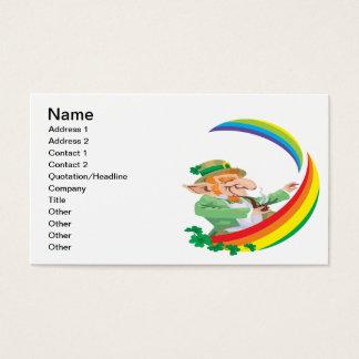 Under The Rainbow Business Card