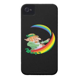 Under The Rainbow iPhone 4 Case