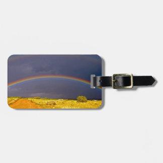 Under the Rainbow Luggage Tag