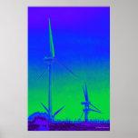 Under The Rainbow: Prairie Wind #6 - Art Print