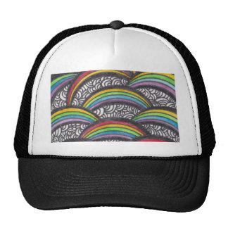 Under the Rainbow Trucker Hat
