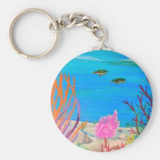 Under the Sea 2 Keychain