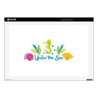 Under The Sea Arch Skins For Laptops