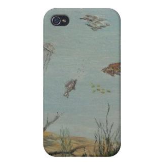 Under the Sea ART  iPhone 4/4S Case