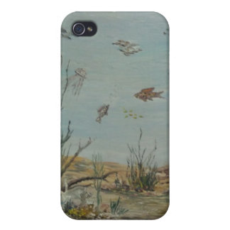 Under the Sea ART iPhone 4/4S Covers