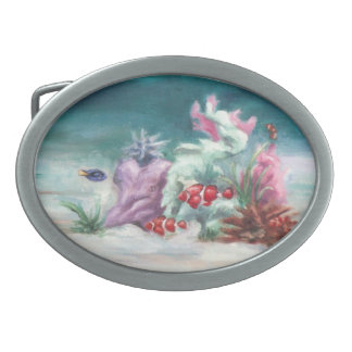 Under The Sea Belt Buckle