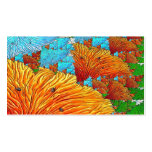 Under The Sea Double-Sided Standard Business Cards (Pack Of 100)